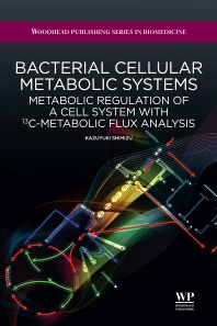 Cover image for Bacterial Cellular Metabolic Systems