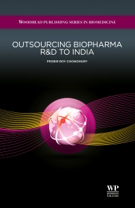 Cover image for Outsourcing Biopharma R&D to India