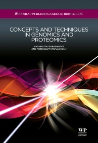 Cover image for Concepts and Techniques in Genomics and Proteomics