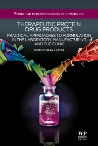 Cover image for Therapeutic Protein Drug Products