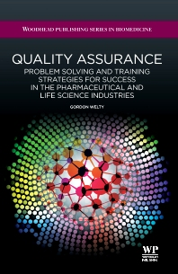 Cover image for Quality Assurance