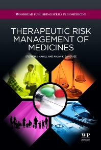 Cover image for Therapeutic Risk Management of Medicines