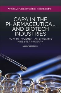 Cover image for CAPA in the Pharmaceutical and Biotech Industries