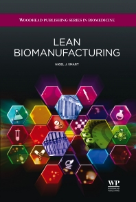 Cover image for Lean Biomanufacturing