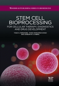 Cover image for Stem Cell Bioprocessing