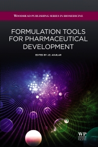 Cover image for Formulation tools for Pharmaceutical Development
