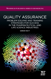 Quality Assurance, 1st Edition,G Welty,ISBN9781908818621