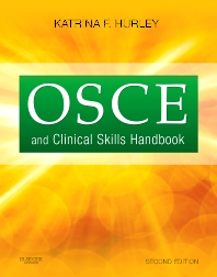 Cover image for OSCE and Clinical Skills Handbook