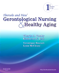 Cover image for Ebersole and Hess' Gerontological Nursing and Healthy Aging, Canadian Edition - Elsevier eBook on VitalSource