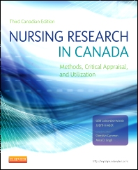 Cover image for Nursing Research in Canada