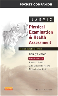Cover image for Pocket Companion for Physical Examination and Health Assessment, Canadian Edition
