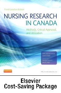 Nursing Research in Canada - Text and Study Guide Package - 3rd Edition - ISBN: 9781927406168
