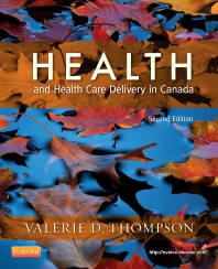 Cover image for Health and Health Care Delivery in Canada