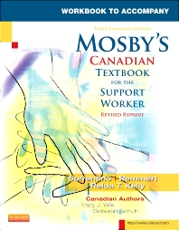 Workbook to Accompany Mosby's Canadian Textbook for the Support Worker, Revised Reprint - 3rd Edition - ISBN: 9781927406588