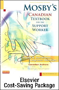Mosby's Canadian Textbook for the Support Worker - Text & Workbook (Revised  Reprint) Package - 3rd Edition - ISBN: 9781927406724
