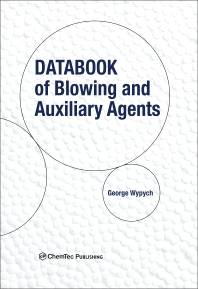 Cover image for Databook of Blowing and Auxiliary Agents