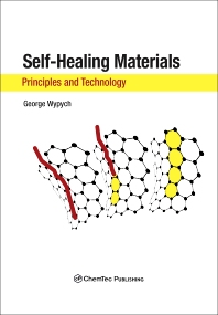 Cover image for Self-Healing Materials