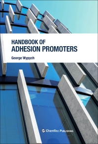 Cover image for Handbook of Adhesion Promoters