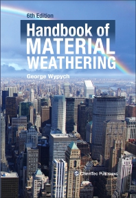 Cover image for Handbook of Material Weathering