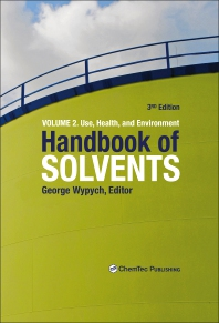 Cover image for Handbook of Solvents, Volume 2