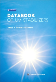 Cover image for Databook of UV Stabilizers