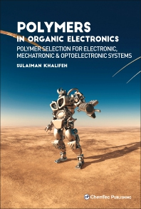 Cover image for Polymers in Organic Electronics