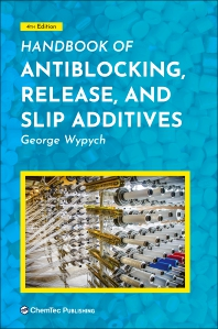 Cover image for Handbook of Antiblocking, Release, and Slip Additives