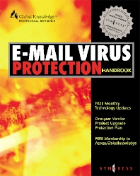 Cover image for E-Mail Virus Protection Handbook
