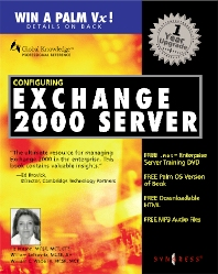 configuring exchange server 2000 - 1st Edition - ISBN: 9781928994251, 9780080476759