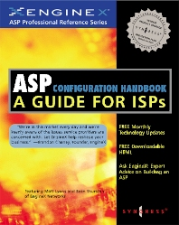 Cover image for ASP Configuration Handbook