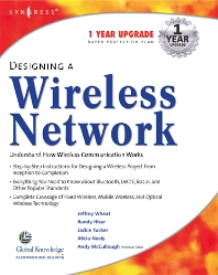 Cover image for Designing A Wireless Network