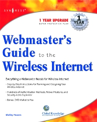 Webmasters Guide To The Wireless Internet - 1st Edition - ISBN: 9781928994466, 9780080481715