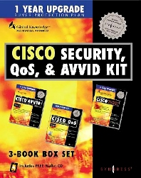 Cisco Security Qos & AVVID Kit, 1st Edition, Syngress,ISBN9781928994497