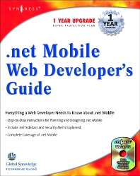 Cover image for .NET Mobile Web Developers Guide
