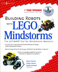 Building Robots With Lego Mindstorms 1st Edition