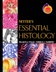 Cover image for Netter's  Essential Histology