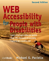Web Accessibility for People with Disabilities