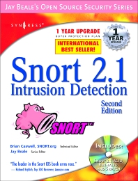 Cover image for Snort 2.1 Intrusion Detection, Second Edition