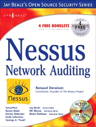 Cover image for Nessus Network Auditing