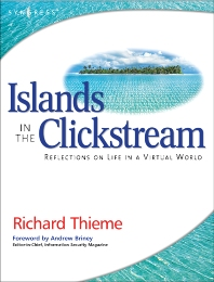 Cover image for Richard Thieme's Islands in the Clickstream