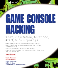 Game Console Hacking - 1st Edition - ISBN: 9781931836319, 9780080532318