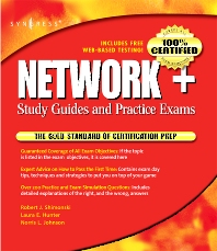 Cover image for Network+ Study Guide & Practice Exams