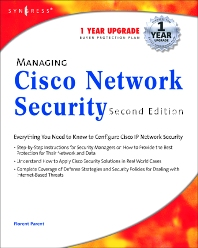 Managing Cisco Network Security 2E, 2nd Edition, Syngress,ISBN9781931836562