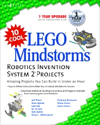 10 Cool Lego Mindstorm Robotics Invention System 2 Projects - 1st Edition - ISBN: 9781931836616, 9780080546308