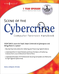 Cover image for Scene of the Cybercrime: Computer Forensics Handbook