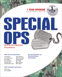 Cover image for Special Ops: Host and Network Security for Microsoft Unix and Oracle