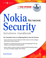 Nokia Network Security Solutions Handbook - 1st Edition - ISBN: 9781931836708, 9780080479712