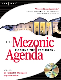 Cover image for The Mezonic Agenda: Hacking the Presidency