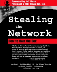 Stealing The Network - 1st Edition - ISBN: 9781931836876, 9780080481111