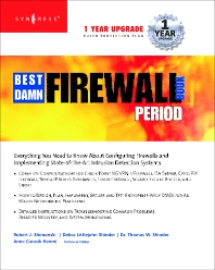 The Best Damn Firewall Book Period - 1st Edition - ISBN: 9781931836906, 9780080476063